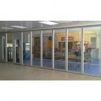 China sliding glass partition wholesale