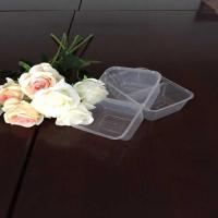 China Custom small clear plastic cake packaging boxes wholesale on sale