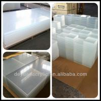China Clear ACRYLIC SHEETS  Clear  Acrylic Sheets from DEYUAN ACRYLIC wholesale