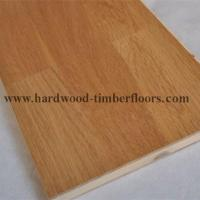 China Engineered Timber Flooring 3 ply engineered oak 3 strips flooring wholesale