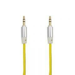 Quality ZCHY Big Metal Male to Male Audio Cable for sale