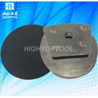 China Stone Diamond Tools Riged Hard Floor Polishing Backer Pads for Floor Grinders on sale