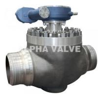 China Gate Valve Top Entry Ball Valve on sale