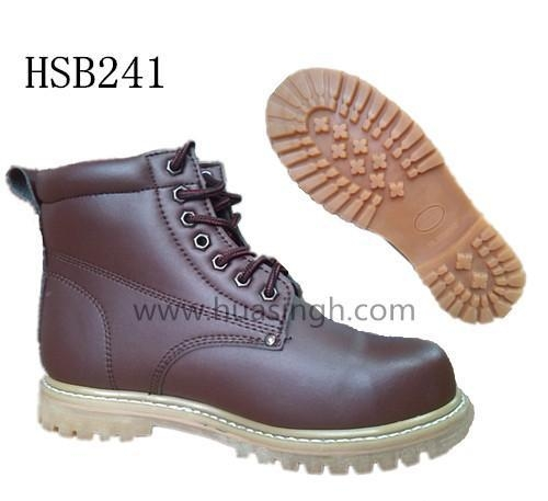 Quality Hotselling Product cheap price top levels Goodyear sole safety work boots for sale