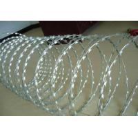 China Razor Barbed Wire AY-401Razer Barbed Wire wholesale