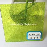 China green glitter acrylic sheet wholesale