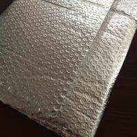 China Double Sided Aluminum Foil Bubble Thermal Insulation Material wholesale