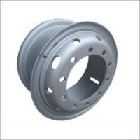 China Steel Car Wheels Rim on sale