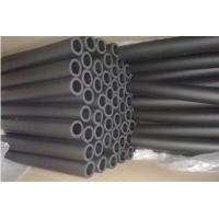 China Rubber foam pipe with alum foil wholesale