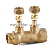 China pex compression fitting JP-1112 on sale