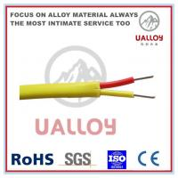 China ANSI Color Code Thermocouple K Type Cable wholesale