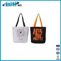 China 2014 new products china wholesale 10oz cotton canvas tote bag wholesale