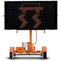 China Speed Bumps Message Signs | Full-Matrix wholesale