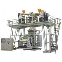 China Down Blowing 3/5/7 Layer Co-extrusion Film Production Line on sale