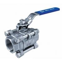 China 3PC Ball Valves,Full Bore,Threaded End,1000WOG wholesale