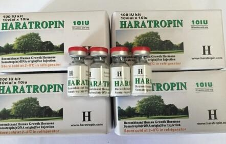 Quality top quality haratropin angtropin somatropin hgh for sale