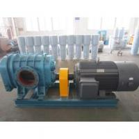 China Air Cooling Three Lobes Type Roots Blower Fan on sale