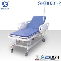 Buy cheap SKB038-2 Emergency Patient Trolley Back Adjustable from wholesalers