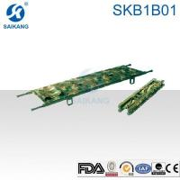 Buy cheap SKB1B01 Aluminum Alloy Folding Army Stretcher from wholesalers