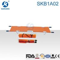 Buy cheap SKB1A02 Aluminum Alloy Foldable First Aid Stretcher from wholesalers