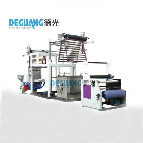 Quality ZD-SJ PVC Hot Shrink Film Extrusion Machine for sale