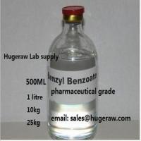 China steroid solvents Benzyl Benzoate 500ml price 50usd wholesale