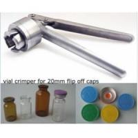 China 20mm Vial crimper table crimping machine 20mm vail crimper vial bottle crimper wholesale