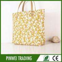 Buy cheap wholesale casual cheap canvas weekend shopping bag from wholesalers