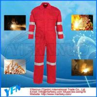 China Custom Made Flame Resistant Clothing FR Workwear wholesale