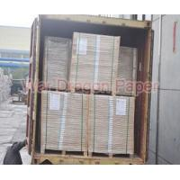 China Coated Duplex Paper Coated duplex board with grey back and white back paper wholesale