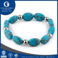 China red slider bead charms rope bracelet B8738 wholesale