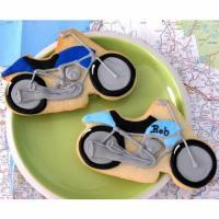 China Motorcycle Cookies Favors wholesale