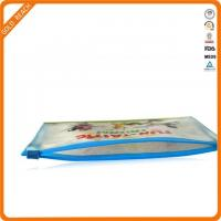 China zip lock bags with slider wholesale