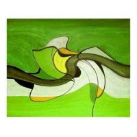 China original paintings modern abstract 2 paintings:28345 wholesale