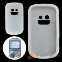 China Clear White Silicone Case for Palm Treo 800W Silicone Skins wholesale