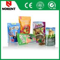 China Plastic Pet Food Packaging Zipper Standup Bag for Dry Fruit wholesale