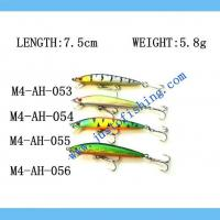 China Fishing Lures M4-AH-053 TO AH-056 wholesale