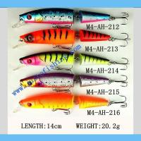 China Fishing Lures M4-AH-212 TO AH-216 wholesale