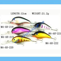 China Fishing Lures M4-AH-218 TO AH-222 wholesale