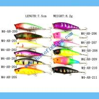 China Fishing Lures M4-AH-200 TO AH-211 wholesale