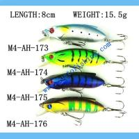 China Fishing Lures M4-AH-173 TO AH-176 wholesale