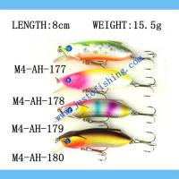 China Fishing Lures M4-AH-177 TO AH-180 wholesale