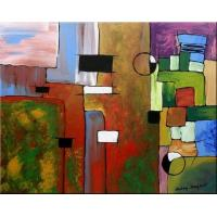China original paintings modern abstract 4 paintings for sale wholesale