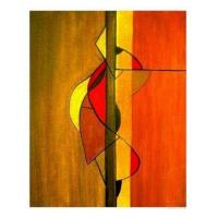 China original paintings modern abstract 3 paintings for sale wholesale