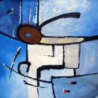 China original paintings modern abstract 9 paintings for sale wholesale