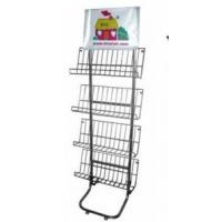 China Brochure metal wire rack DSN12131 wholesale