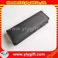 China PU leather pen case PU leather pen case wholesale