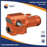 China WS Series Helical-worm Gearbox wholesale
