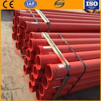 China Twin wall pipe 125 ID 2.5+2.0 wall 3000mm Wear-resistance Pipes wholesale