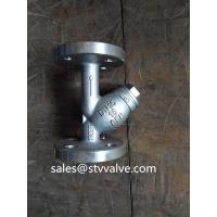 China DIN flange end Y strainer Flanged Y Type Strainer/Filter for water, oil and gas wholesale